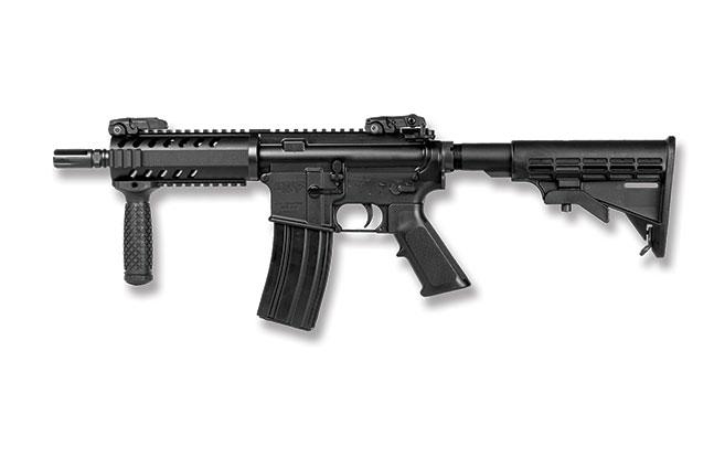 DPMS BG 2015 Personal Defense Weapon left