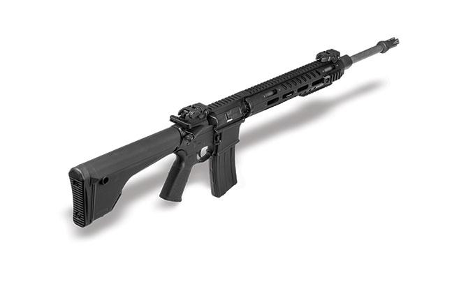 DPMS BG 2015 Tactical Precision Rifle high right