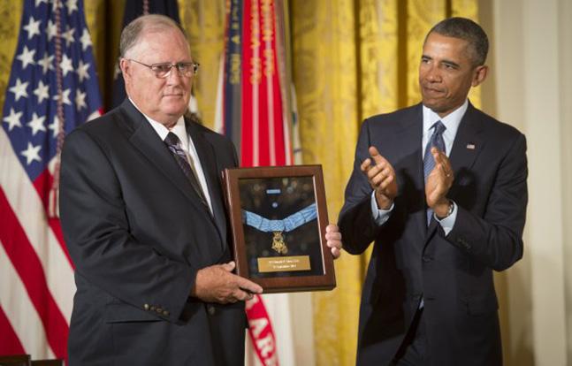 Vietnam War Medal of Honor Donald P. Sloat