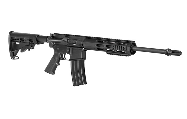 DPMS RFA3-300SR 300 BLK evergreen
