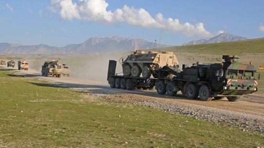 Energid Autonomous Military Convoys