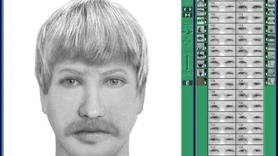 Faces IQ Biometrix sketch artists