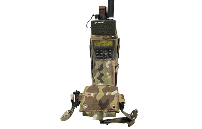 FirstSpear Multi-Access Radio Mission Pouch multicam