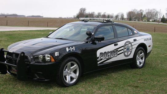 Galveston Police Department Omega gang