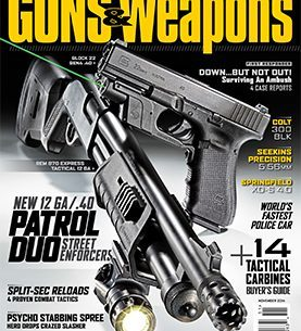 GUNS & WEAPONS FOR LAW ENFORCEMENT NOVEMBER 2014