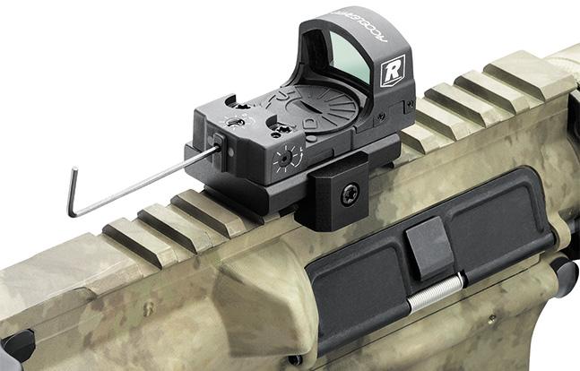 GWLE October 2014 Redfield Accelerator gun