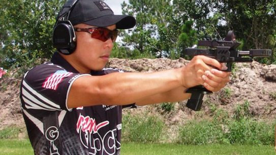 KC Eusebio Team GLOCK