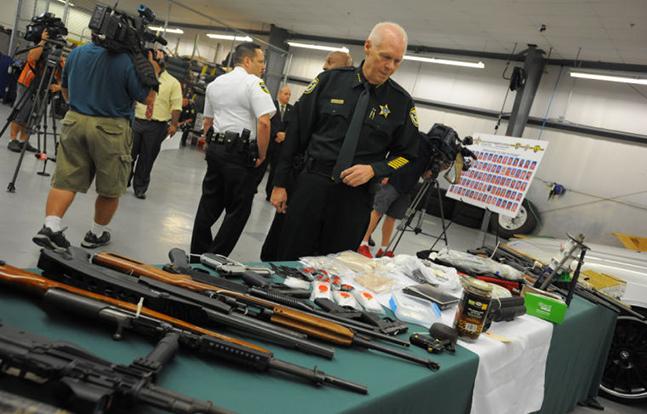 Lake County drug bust