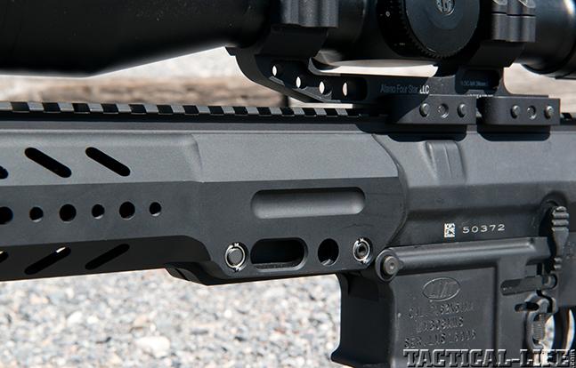 LMT LM8MWS exclusive barrel attachment