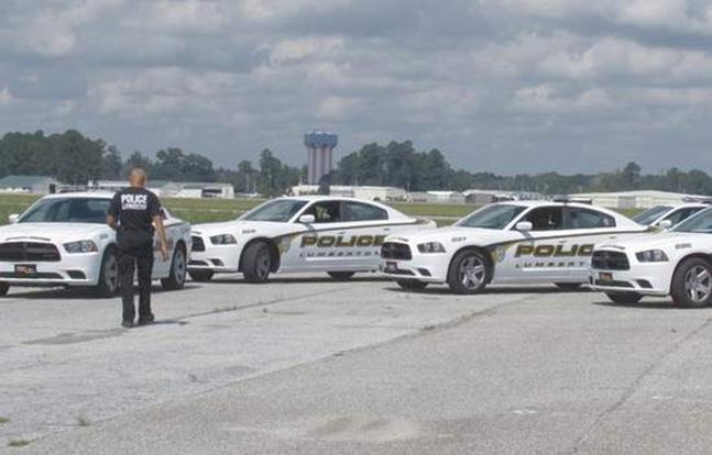 Lumberton Police Dodge Charger