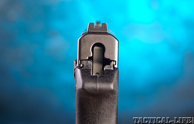 M&P Bodyguard 380 GWLE Oct sights