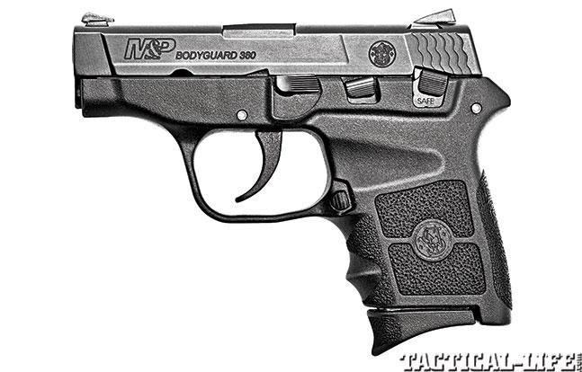 M&P Bodyguard 380 GWLE Oct solo