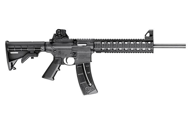 MP15 BG 2015 M&P15-22 rimfire