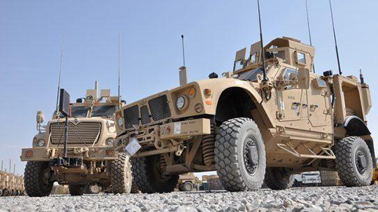 Army MRV Ground Vehicle Network