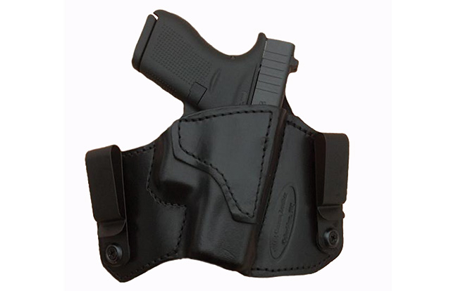 MTR LEATHER A-2 HOLSTER GWLE evergreen lead