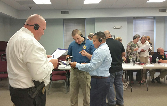 Warren County Crisis Intervention Course