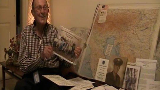 Nick Reid World War II