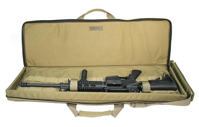 Range Day Gun Case open