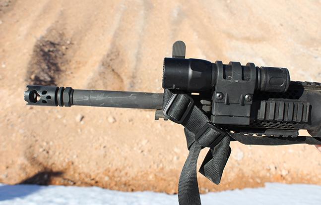 Range Day Flashlight