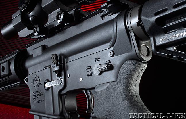 Rock River Arms LAR-15 Delta CAR preview left