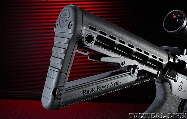 Rock River Arms LAR-15 Delta CAR preview stock