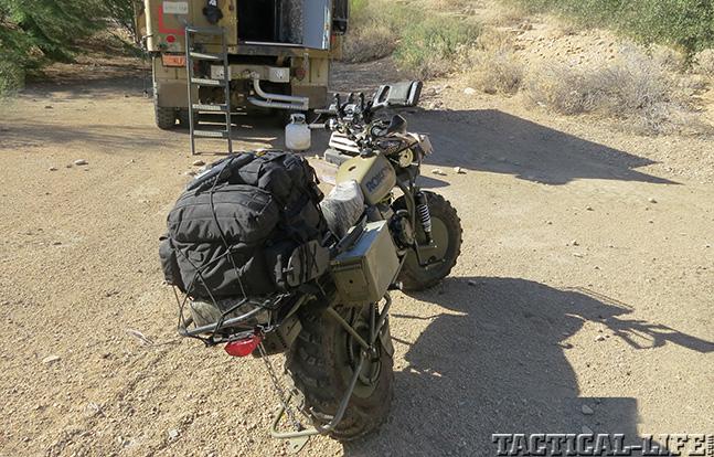 Rokon Bike TW Bug-Out