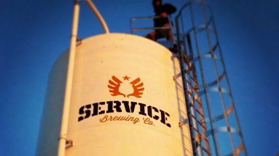 Service Brewing Co. veteran