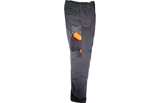 STRYKR COVERT CARRY PANTS GWLE evergreen black