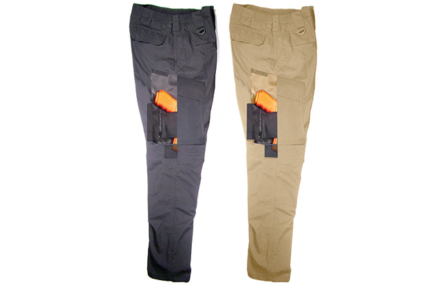 STRYKR COVERT CARRY PANTS GWLE evergreen lead