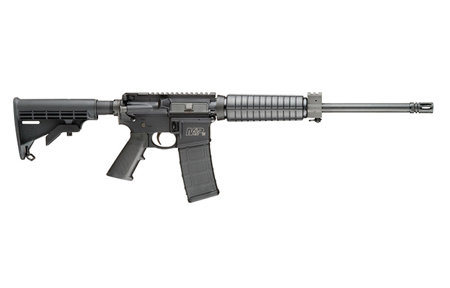 Smith & Wesson M&P15 .300 Whisper 300 BLK evergreen