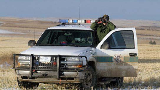 U.S. Border Patrol Body Cameras