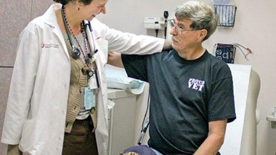 Veterans doctor Wait Times