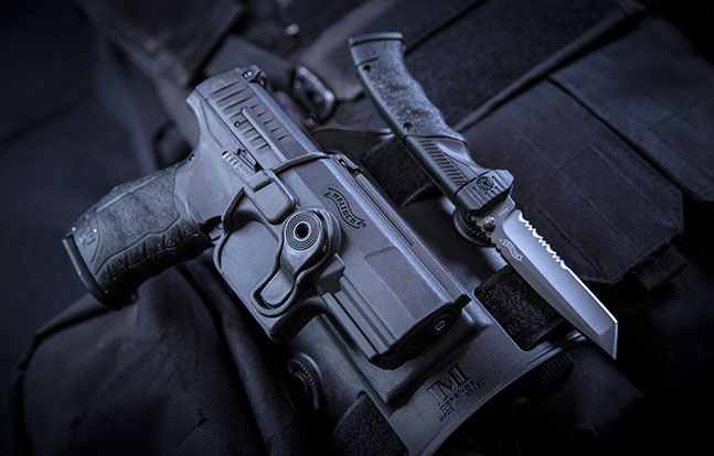 Walther PPQ M2 GWLE Oct knife