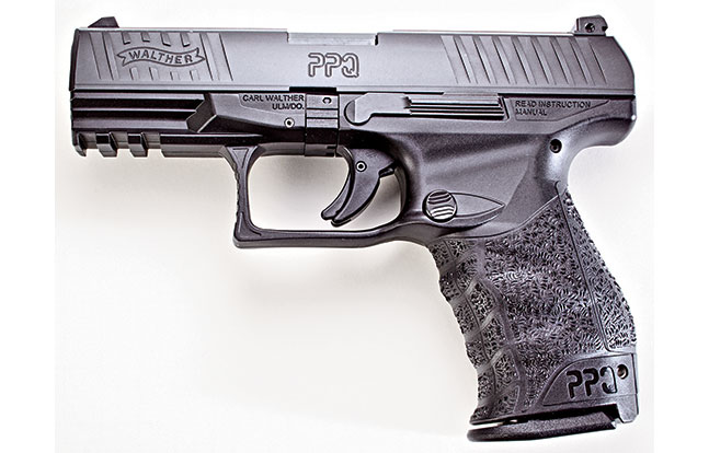 Walther PPQ M2 GWLE Oct left