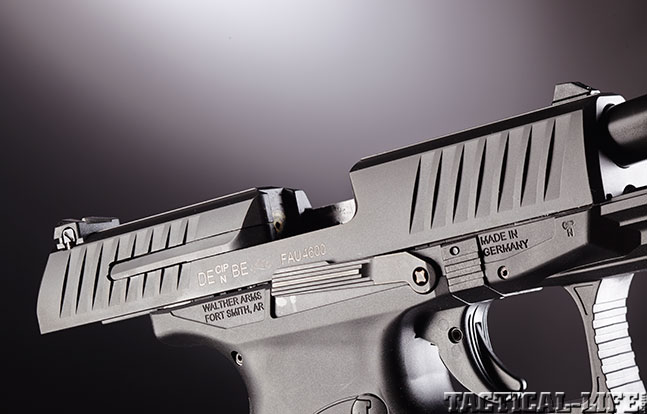 Walther PPQ M2 GWLE Oct port