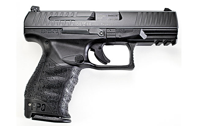 Walther PPQ M2 GWLE Oct right