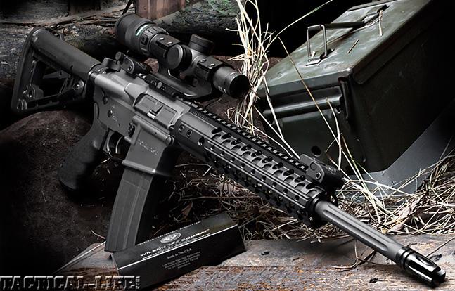 Wilson Combat Recon Tactical 300 BLK evergreen