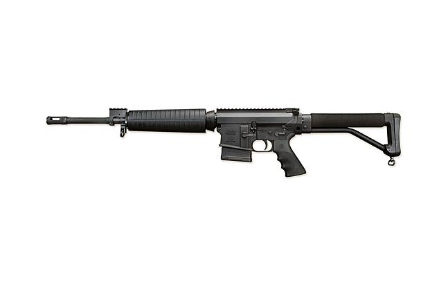 Windham Weaponry SRC-308 revamp black