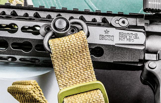 BCM Gunfighter QD KeyMod Sling Mount 23 sfg