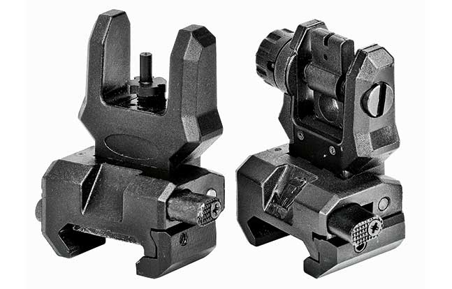 11 Back Up Iron Sights Command Arms FFSFRS