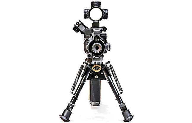 11 Back Up Iron Sights Dueck Defense RTS Sight System