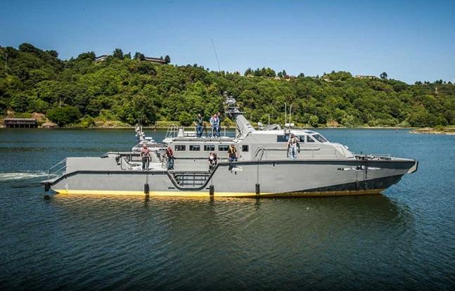 Safe Boats International MK VI