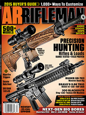Complete AR Rifleman 2015 cover
