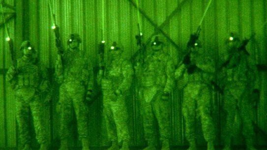 Night Vision Technology DARPA
