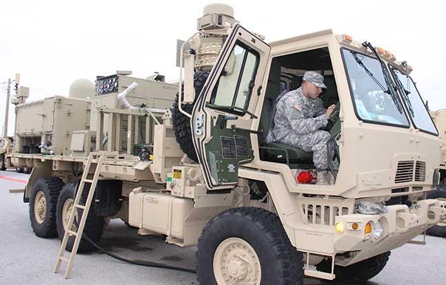 AUSA Army Communications Ebola