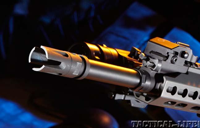 BARRETT REC7 GEN II 5.56mm top rifles swmp 2014 barrel