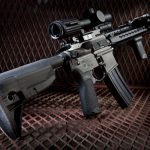 BCM Gunfighter Stock new cage