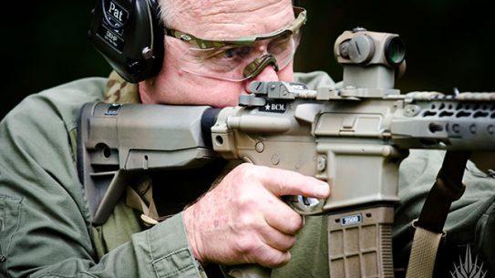 BCM Gunfighter Stock new Pat Rogers