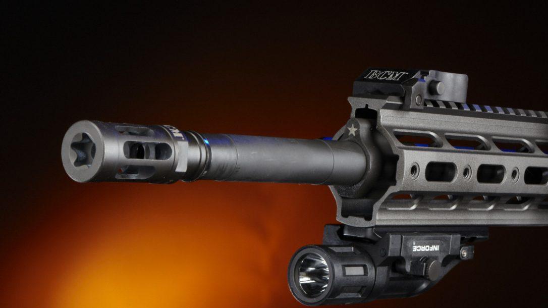 BRAVO HSP JACK CARBINE 5.56mm top rifles swmp 2014 barrel