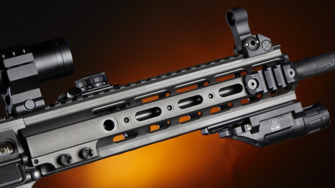 BRAVO HSP JACK CARBINE 5.56mm top rifles swmp 2014 forend